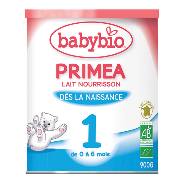 伴宝乐BABYBIO PRIMEA 标准型1段900克