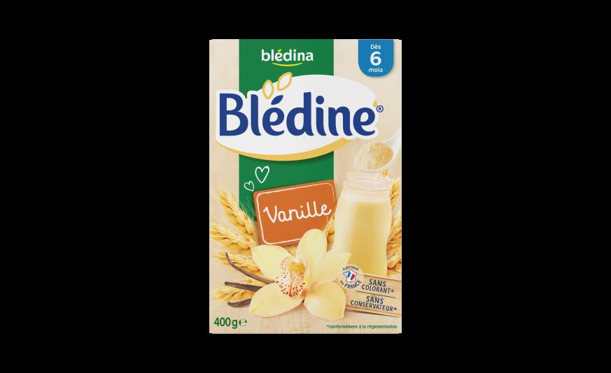 贝乐蒂 绿色天然香草味宝宝麦片米粉