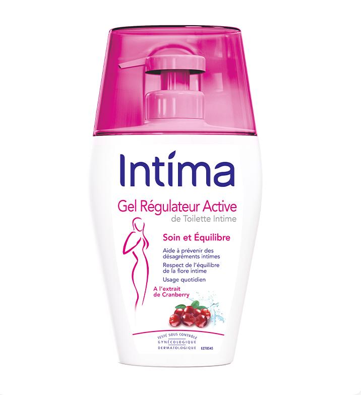 Intima 蔓越莓活性平衡护理啫喱 200ml