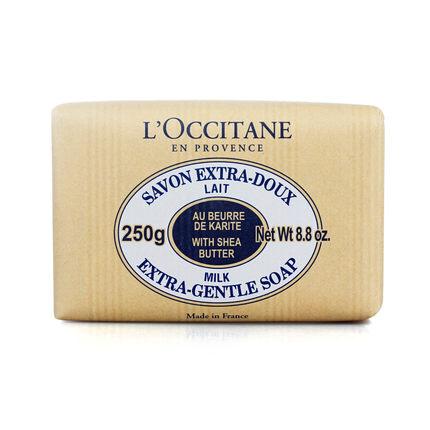 法国L'occitane欧舒丹乳木果护肤香皂250g