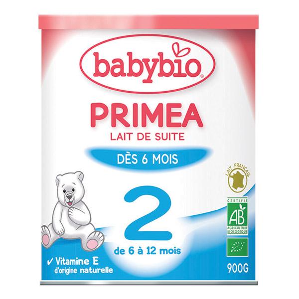 伴宝乐BABYBIO PRIMEA 标准型2段900克