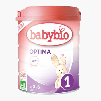 法国伴宝乐_【6罐装】法国BABYBIO OPTIMA 1 伴宝乐1段近母乳婴儿奶粉800G - ADIExpress.fr