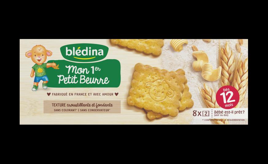 贝乐蒂 第一优选 黄油味宝宝磨牙饼干