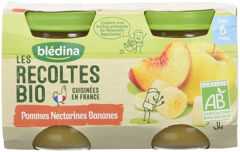 贝乐蒂 绿色有机纯天然苹果油桃味宝宝果酱