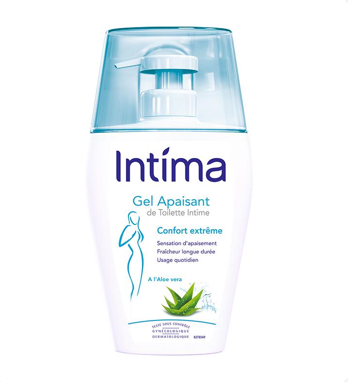 Intima 芦荟温和护理啫喱 200mL